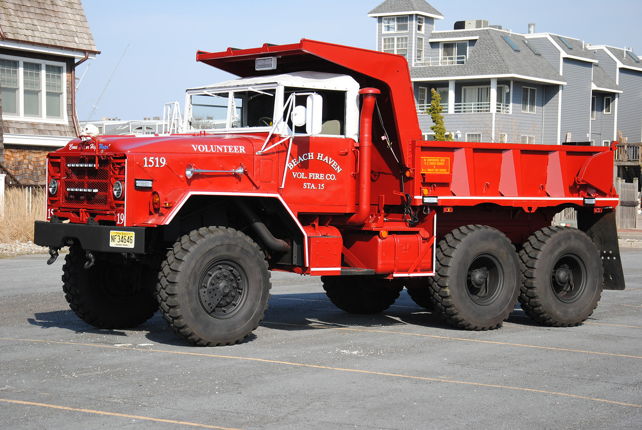 Beach Haven Fire Company Brush 1519