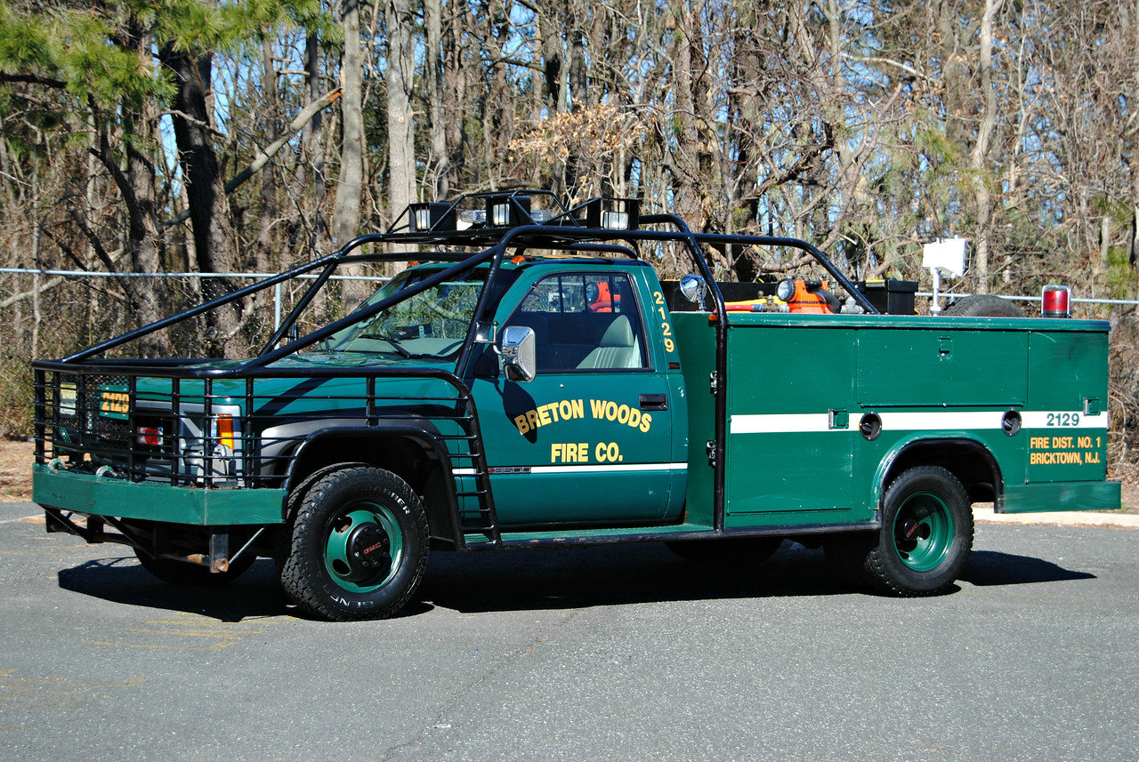 Breton Woods Fire Company Brush 2129