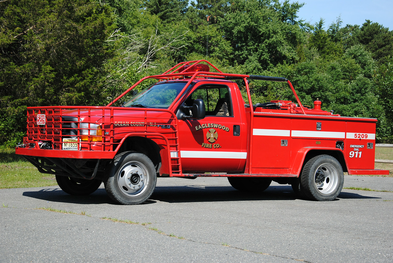 Eagleswood Fire Company Brush 5209