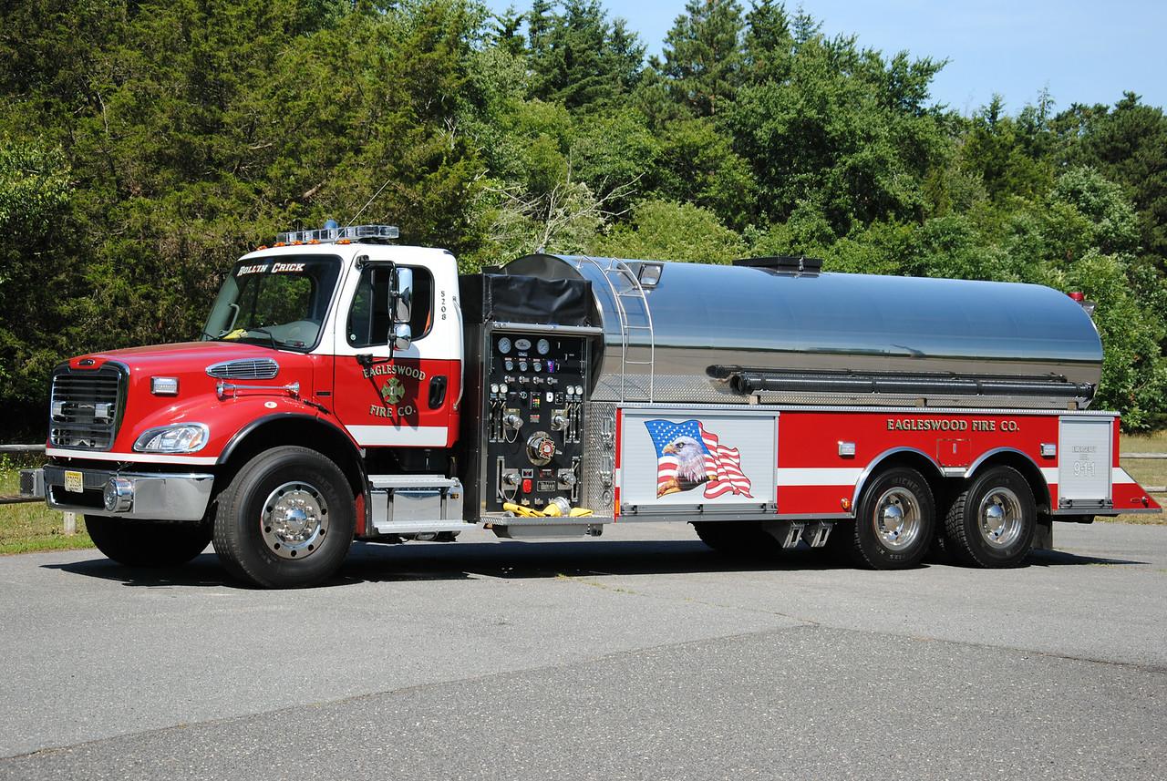 Eagleswood Fire Company Tanker 5208