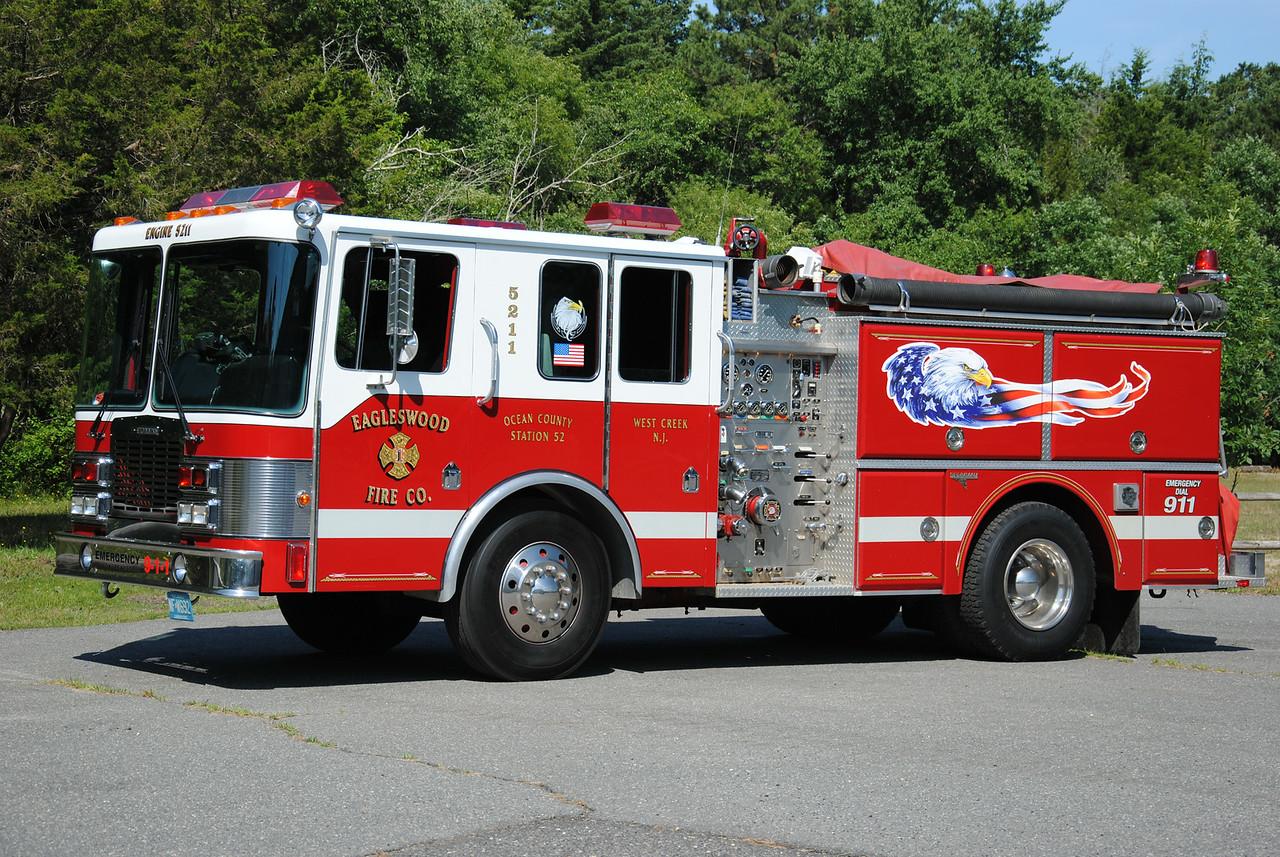 Eagleswood Fire Company Engine 5211
