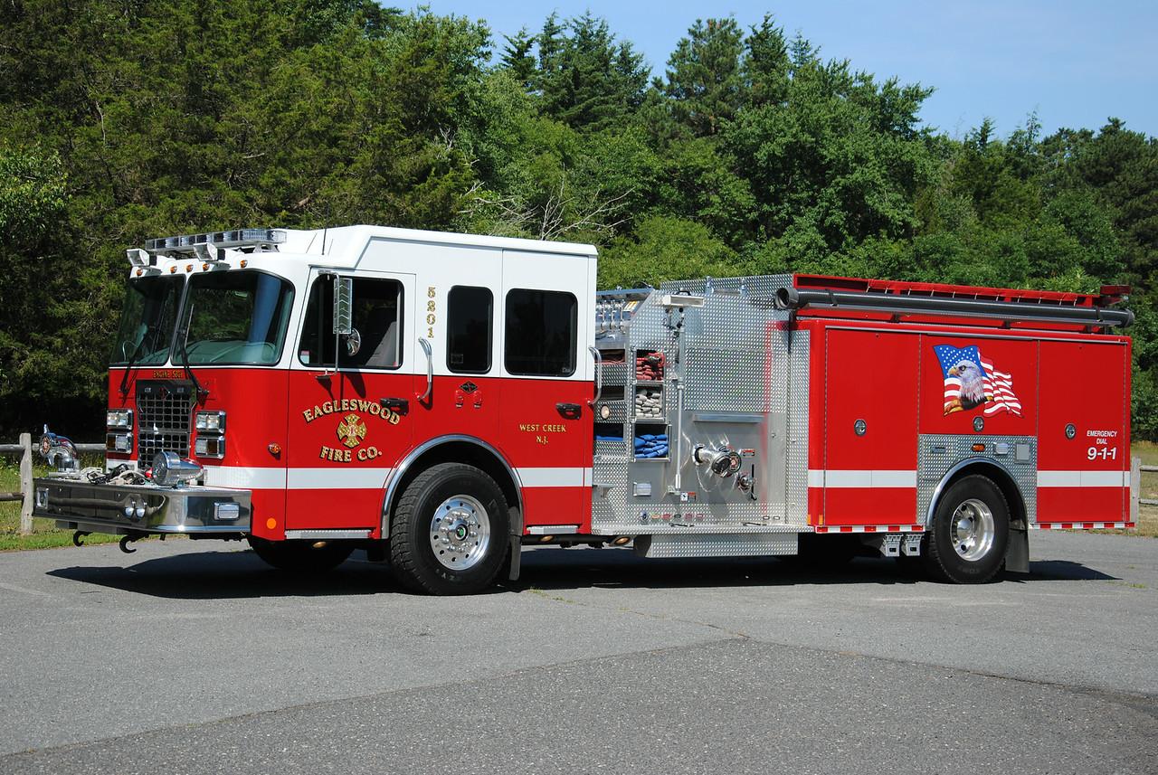 Eagleswood Fire Company Engine 5201