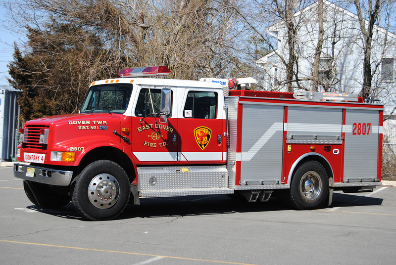 East Dover Fire Company, Toms River Rescue 2807