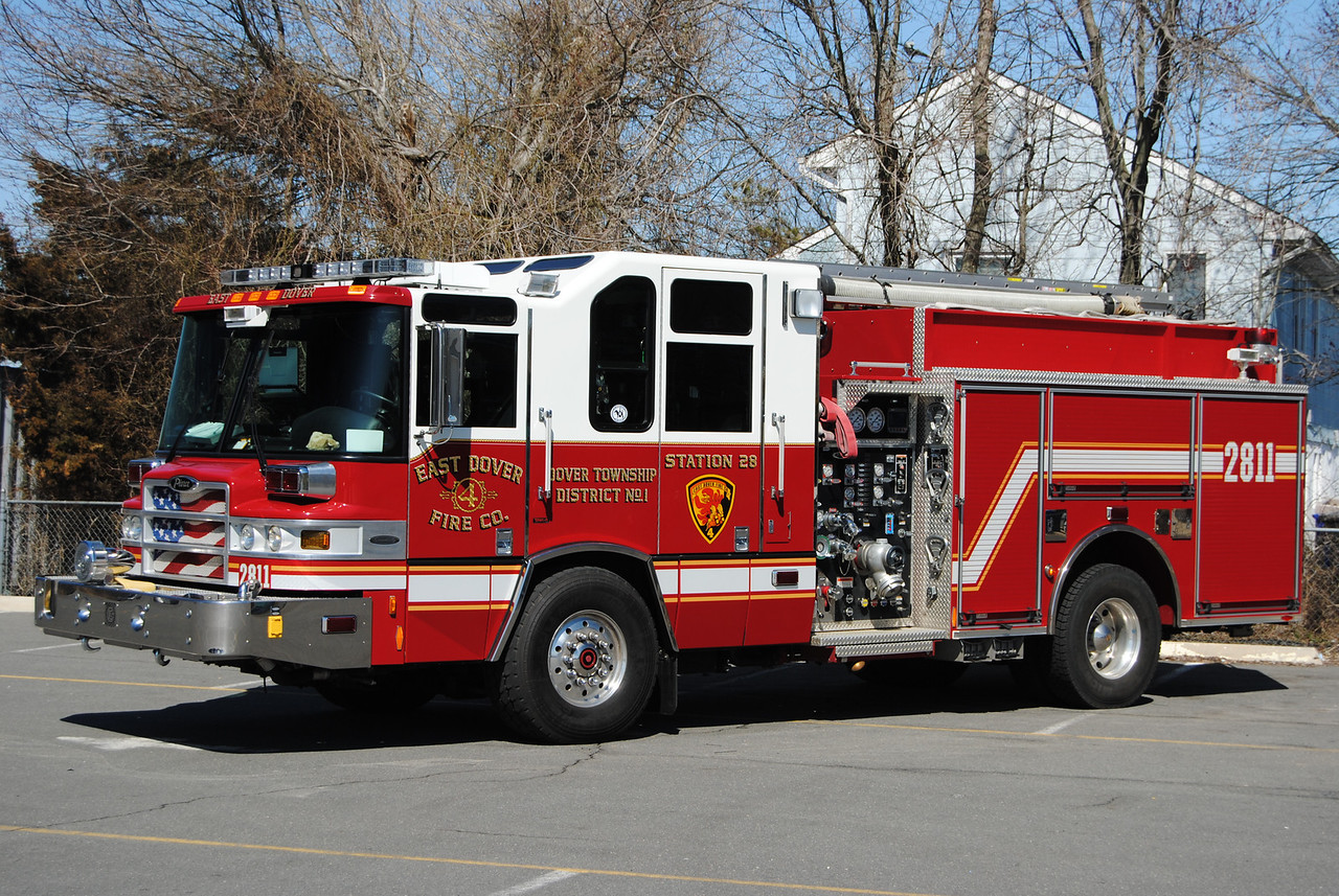 East Dover Fire Company, Toms River Engine 2811