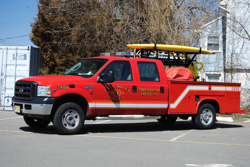 East Dover Fire Company, Toms River Water Rescue 2806