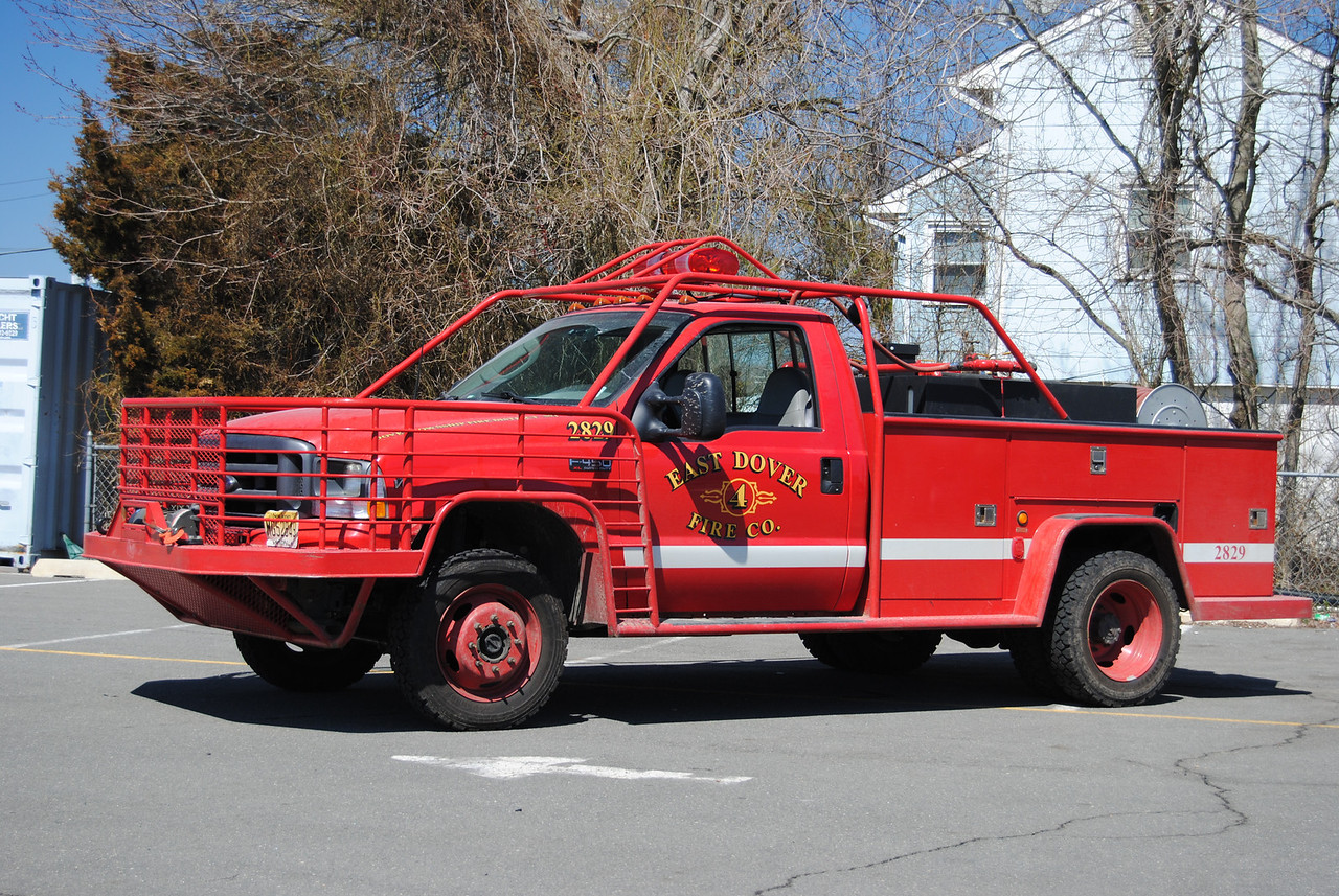 East Dover Fire Company, Toms River Brush 2829