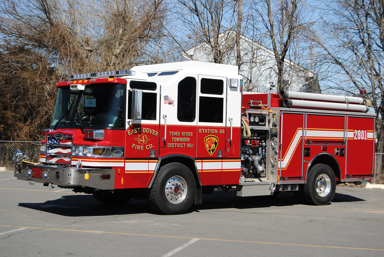 East Dover Fire Company, Toms River Engine 2801