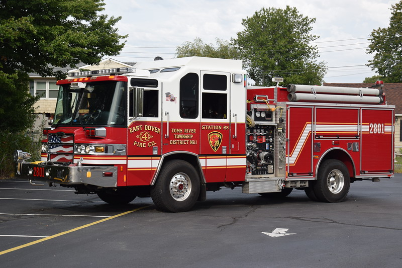 East Dover Fire Company Engine 2801