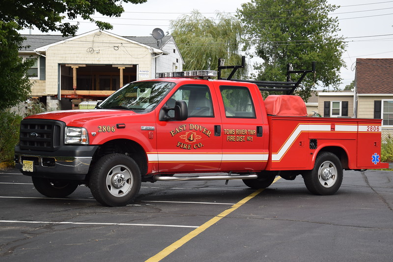 East Dover Fire Company River Water Rescue 2806