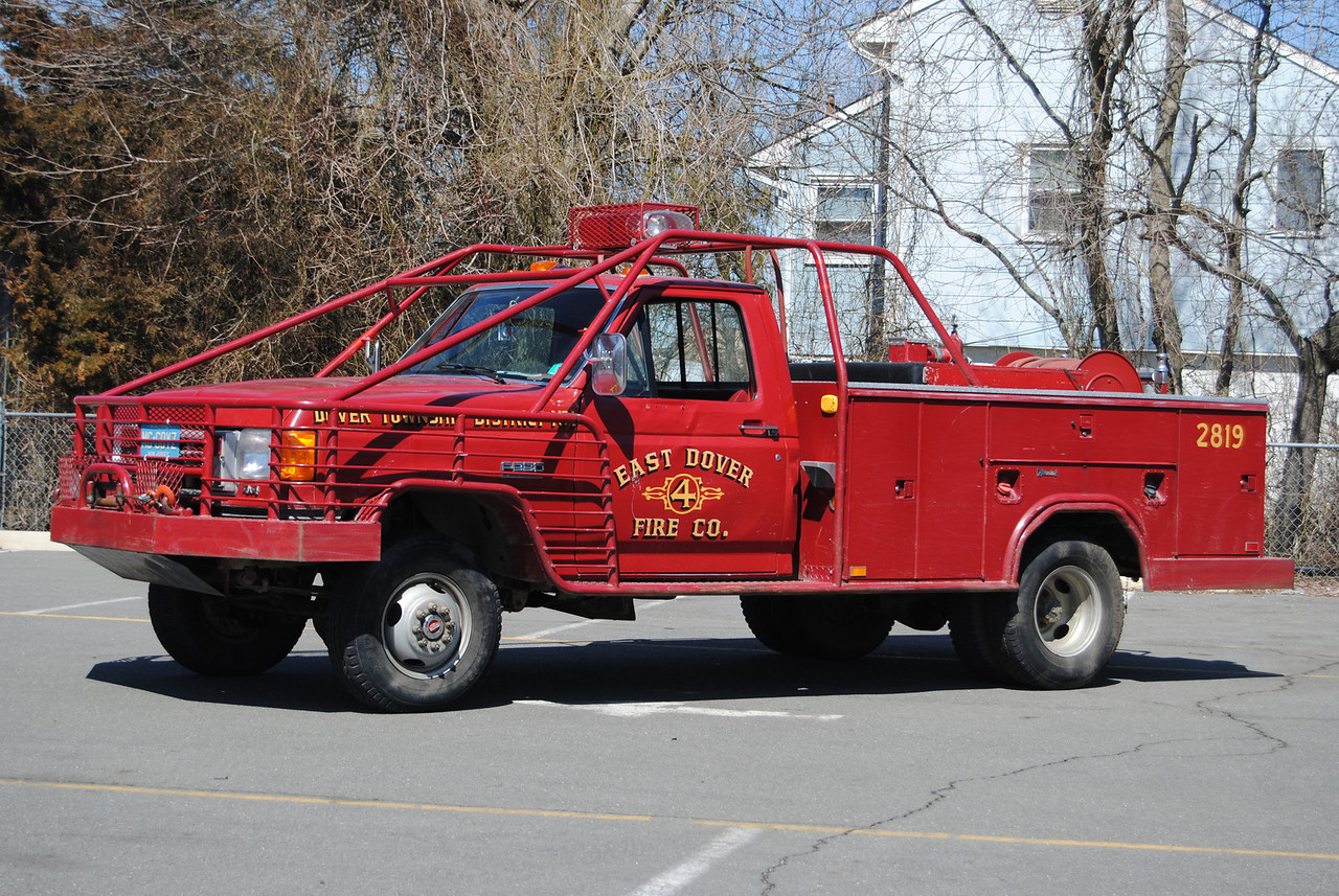 East Dover Fire Company, Toms River Brush 2819
