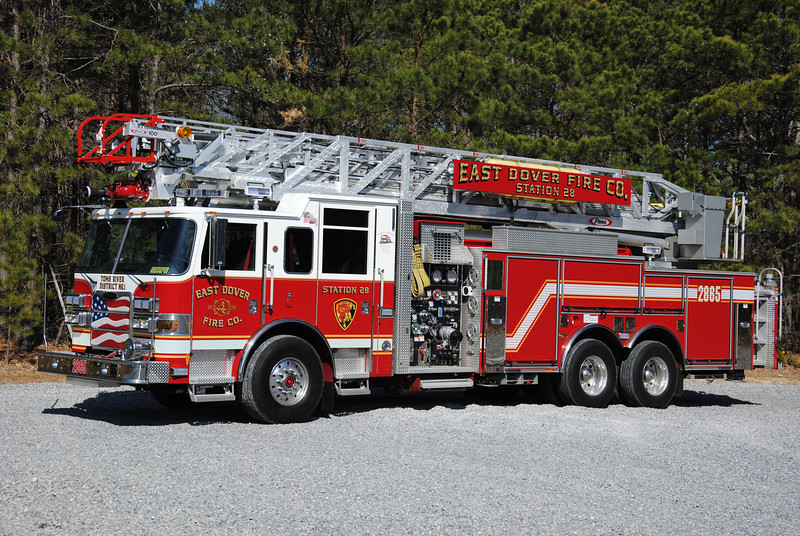 East Dover Fire Company, Toms River Ladder 2865