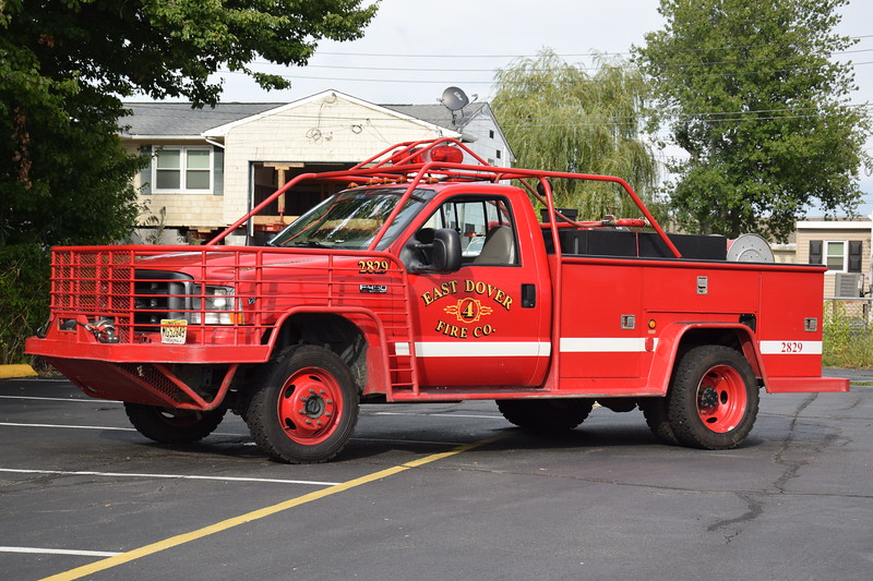 East Dover Fire Company Brush 2829