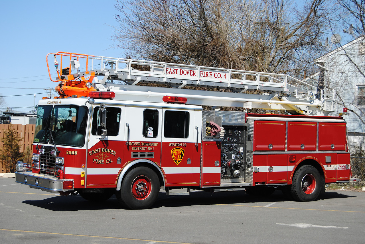 East Dover Fire Company, Toms River Squirt 2865