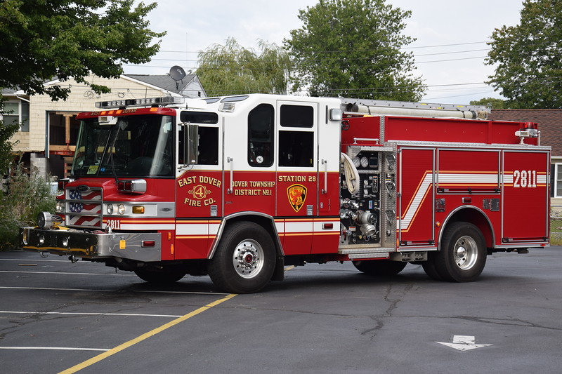 East Dover Fire Company Engine 2811