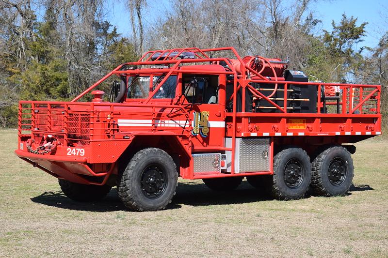 Herbertsville Fire Company Brush 2479