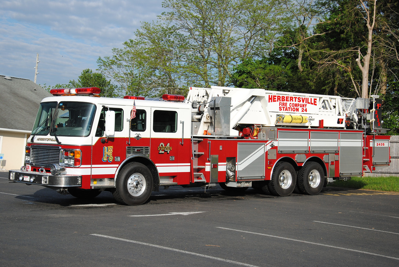 Herbertsville Fire Company Tower 2435