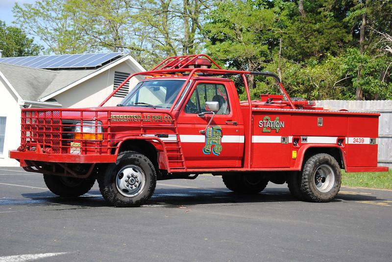 Herbertsville Fire Company Brush 2439