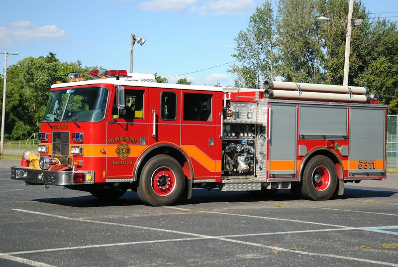 Island Heights Fire Company Engine 5311