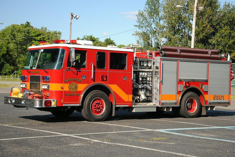 Island Heights Fire Company Engine 5301