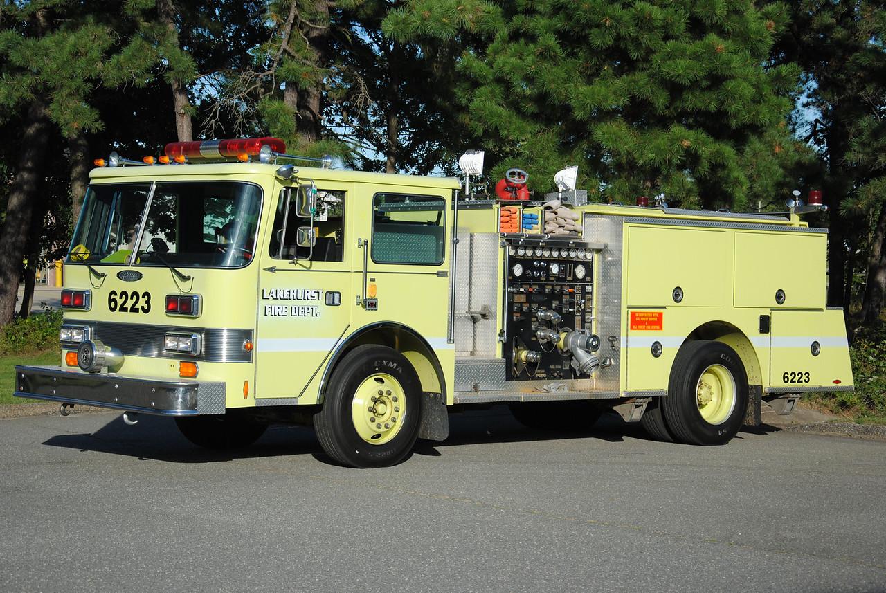 Lakehurst Fire Company, Lakehurst Rescue-Engine 6223