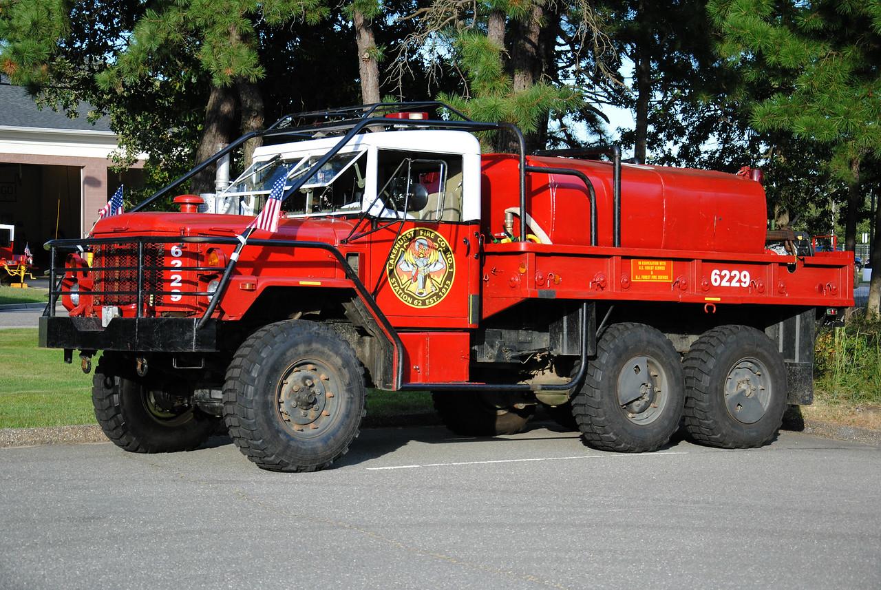 Lakehurst Fire Company, Lakehurst Brush 6229