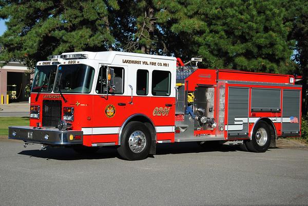 Lakehurst Fire Department-Station 62
