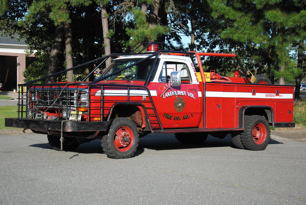 Lakehurst Fire Company, Lakehurst Brush 6269
