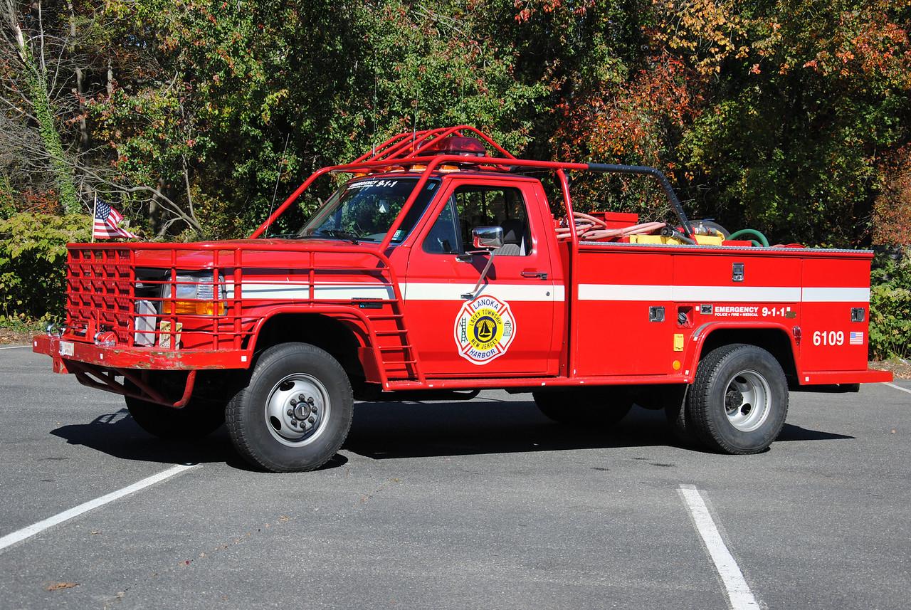 Lanoka Harbor Fire Company, Lacey Twp Brush 6109