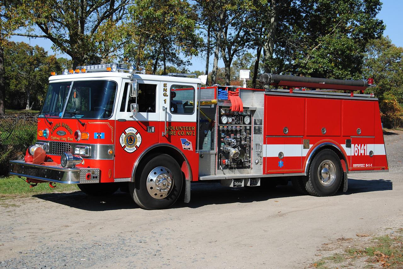 Lanoka Harbor Fire Company, Lacey Twp Engine 6141