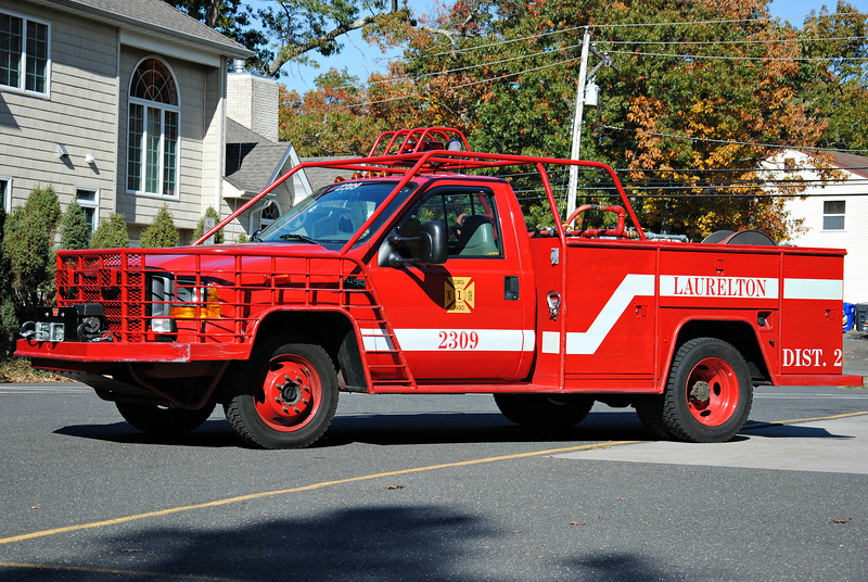 Laurelton Fire Company Brush 2309