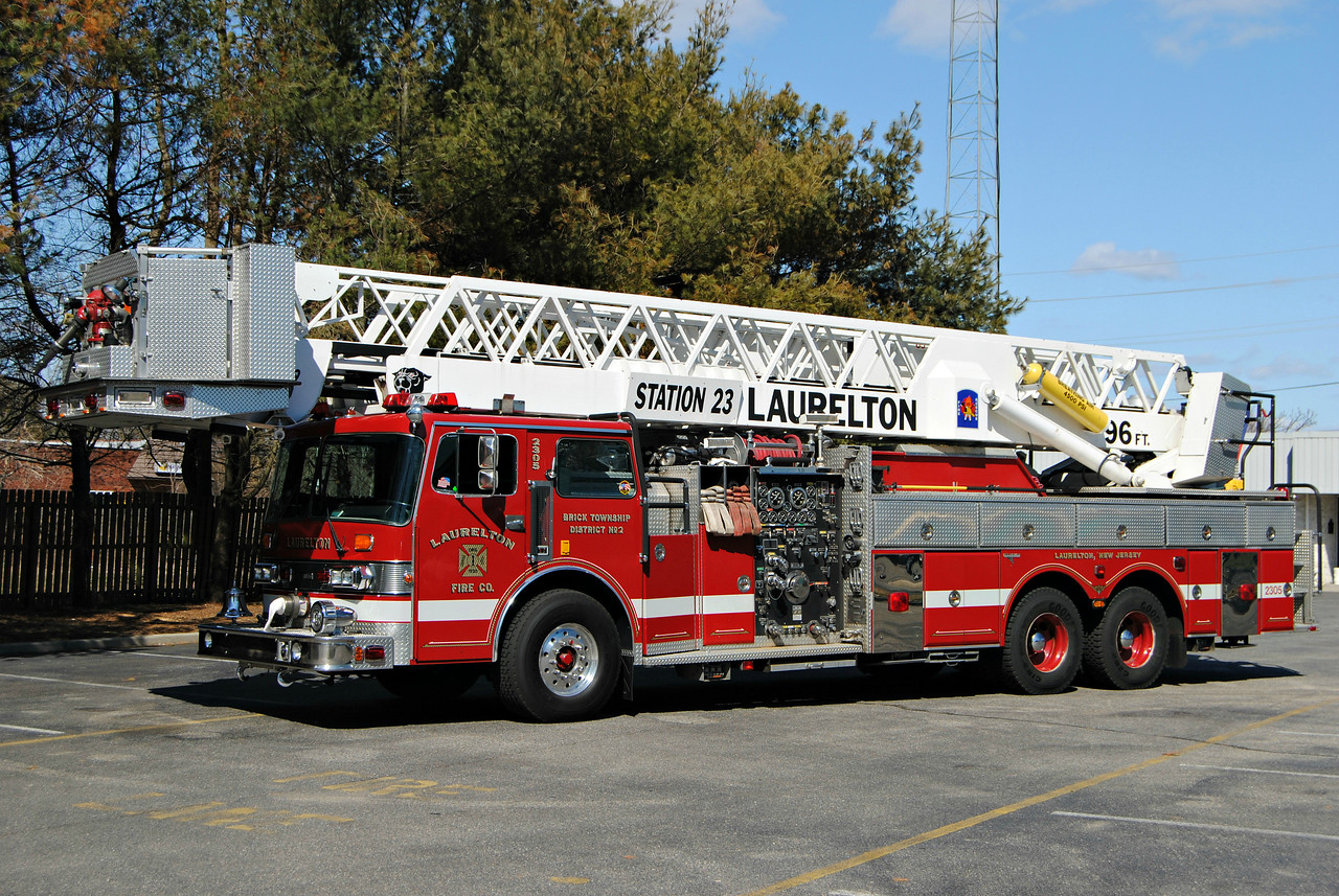 Laurelton Fire Company Tower 2305