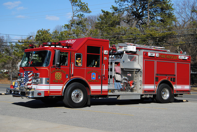 Laurelton Fire Company Engine 2301