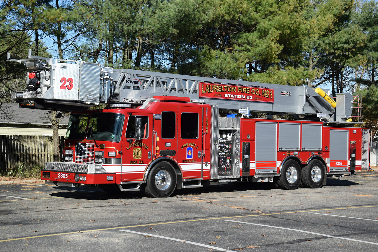 Laurelton Fire Company Tower 2305
