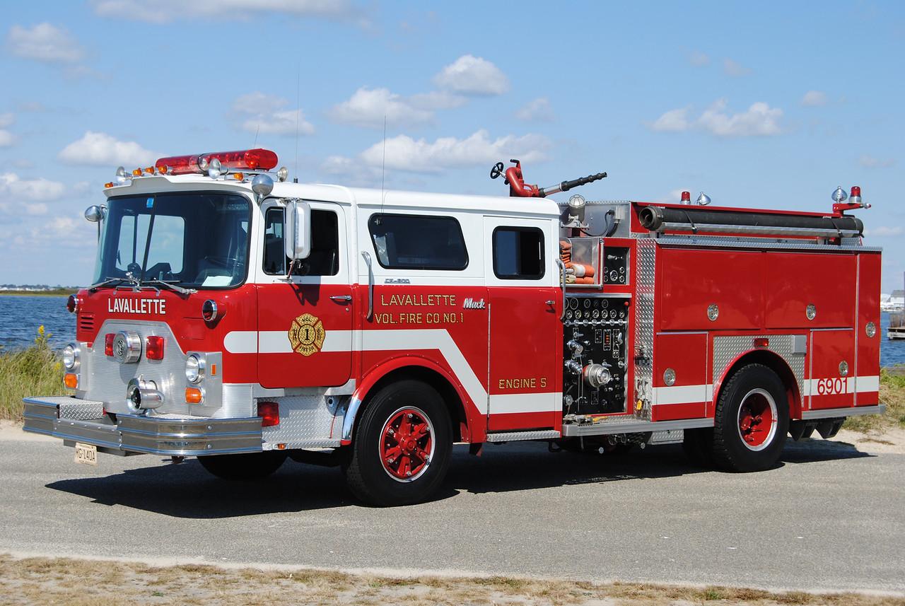 Lavallette Fire Department, Lavallette Ex-Engine 6901