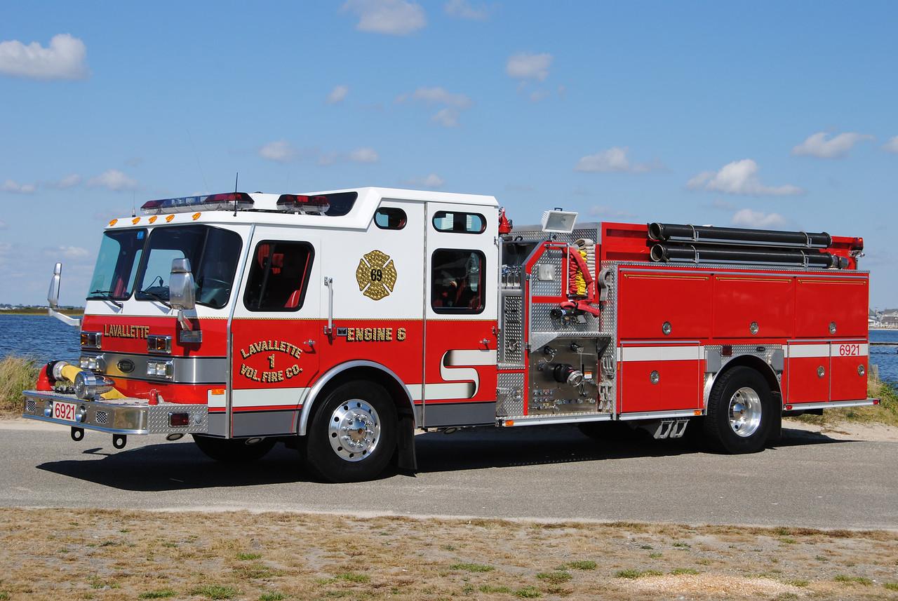 Lavallette Fire Department, Lavallette Engine 6921