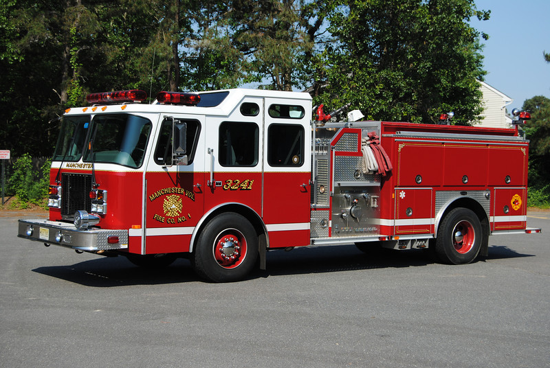 Manchester Fire Company #1, Manchester Twp Engine 3241