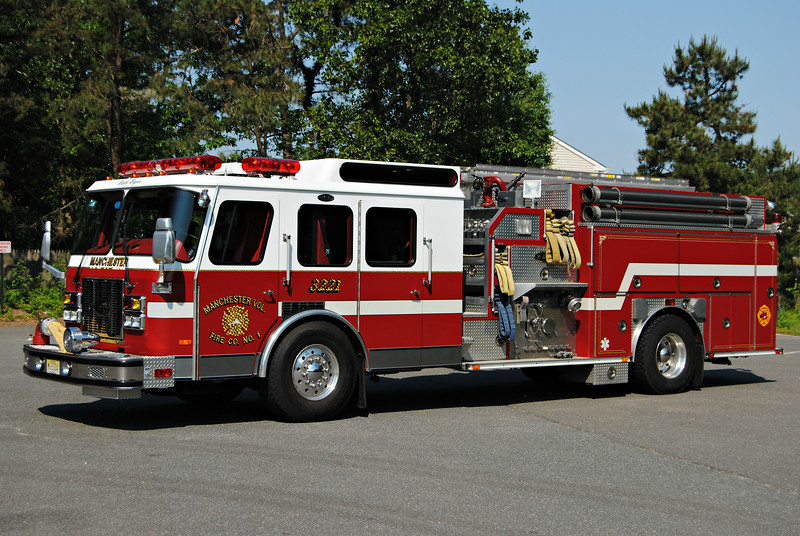 Manchester Fire Company #1, Manchester Twp Engine 3221