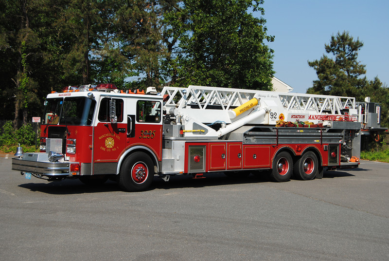 Manchester Fire Company #1, Manchester Twp Tower 3235
