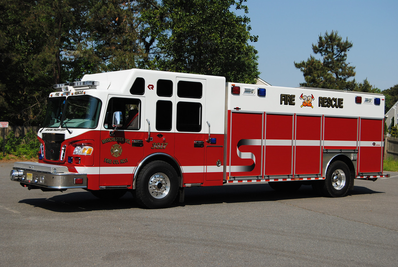 Manchester Fire Company #1, Manchester Twp Rescue-Engine 3217