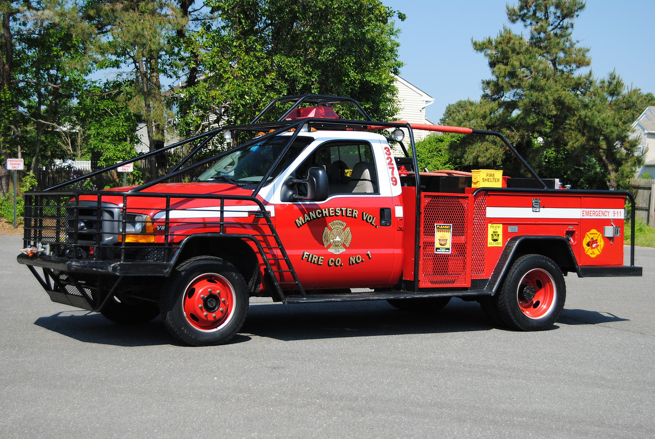 Manchester Fire Company #1, Manchester Twp Brush 3279