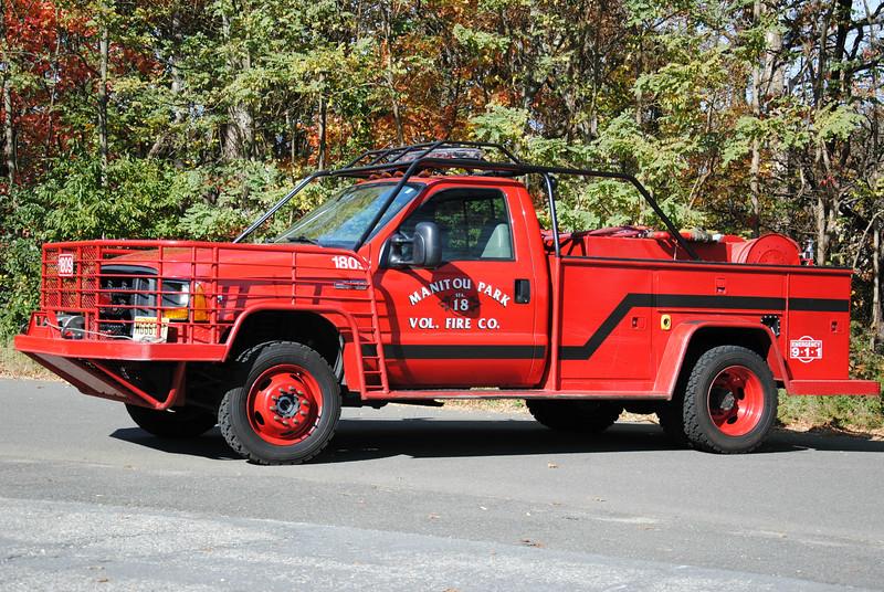 Manitou Park Fire Company Brush 1809