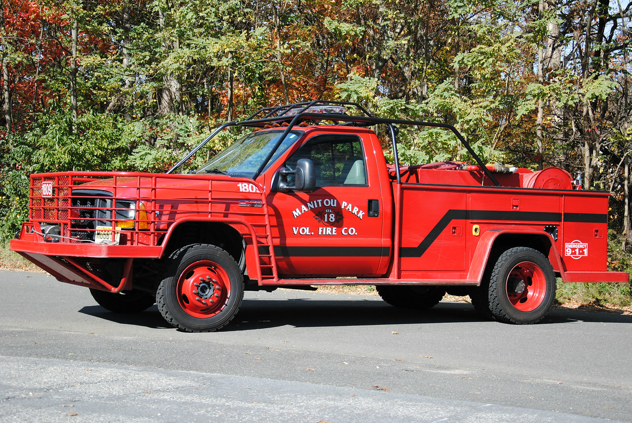 Manitou Park Fire Company, Berkeley Twp Brush 1809