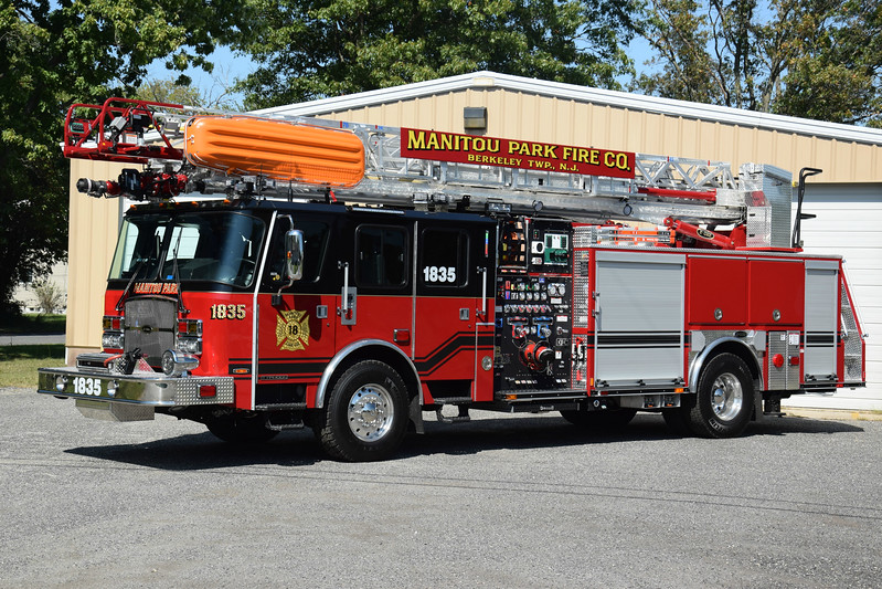 Manitou Park Fire Company Ladder 1835