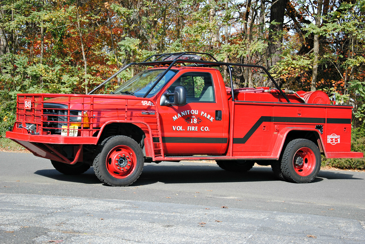 Manitou Park Fire Company, Berkeley Twp Brush 1849