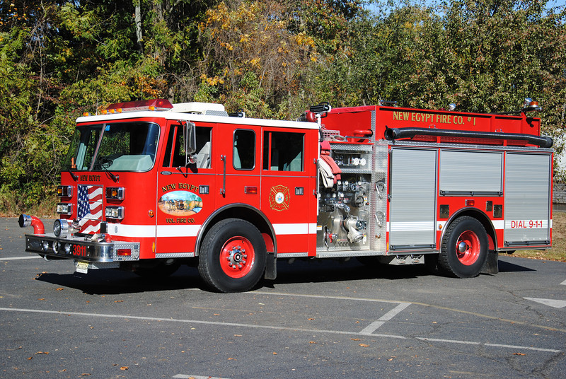 New Egypt Fire Company, Plumstead Engine 3911