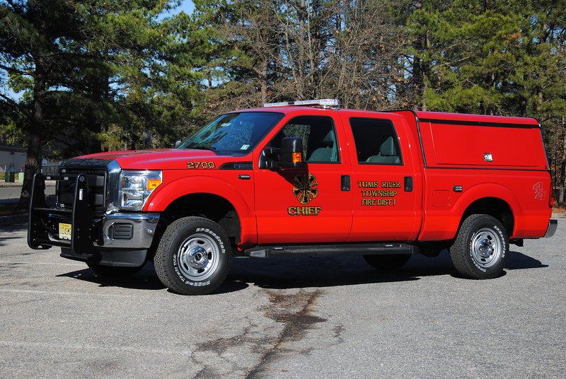 Ocean Beach Fire Comapny Chief 2700