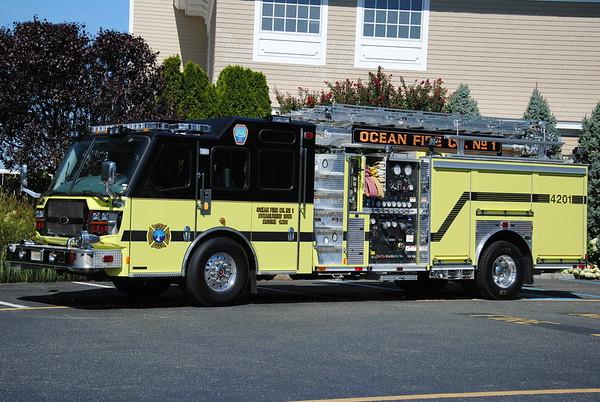 Ocean Fire Company (Point Pleasant Beach)-Station 42