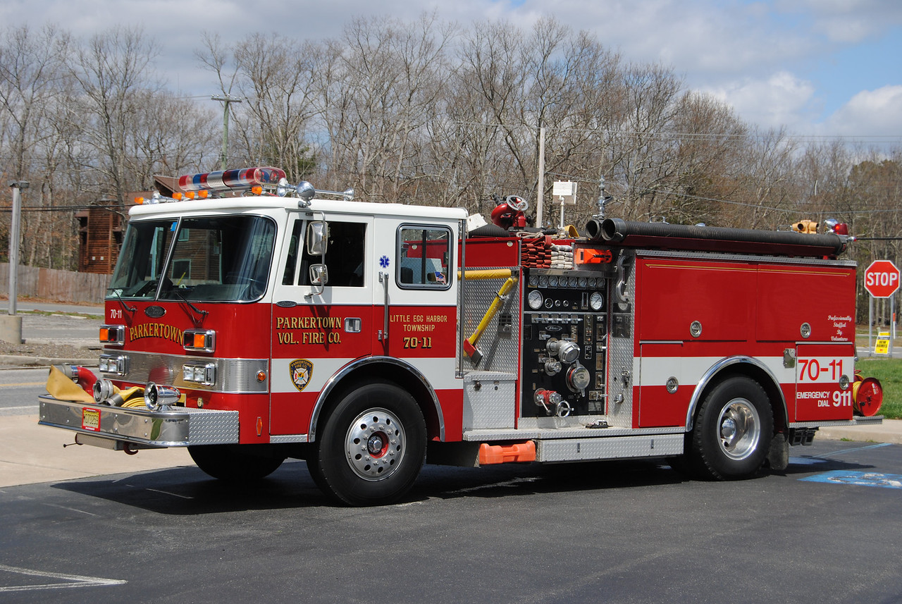 Parkertown Fire Company, Little Egg Harbor Engine 7011