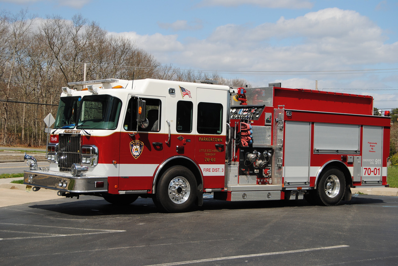 Parkertown Fire Company, Little Egg Harbor Engine 7001