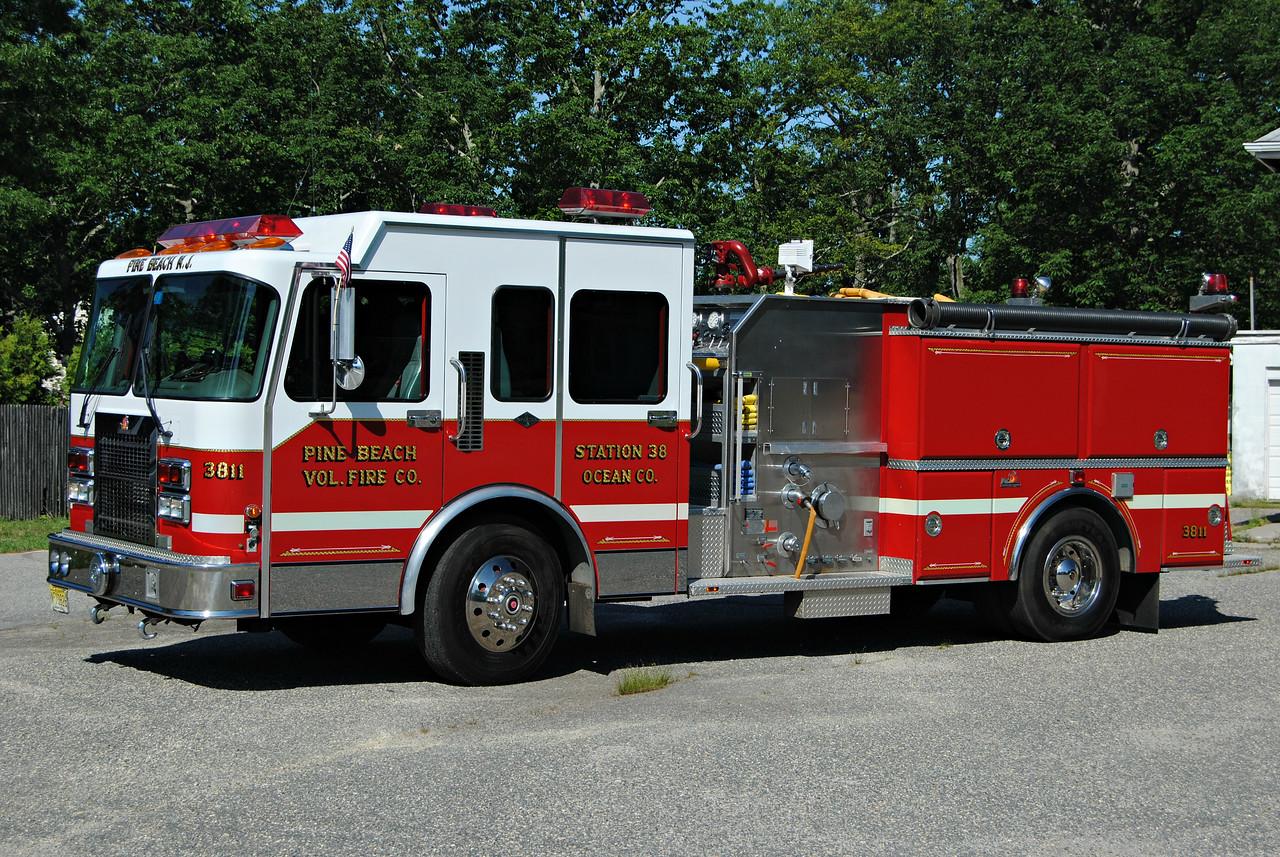 Pine Beach Fire Company Engine 3811